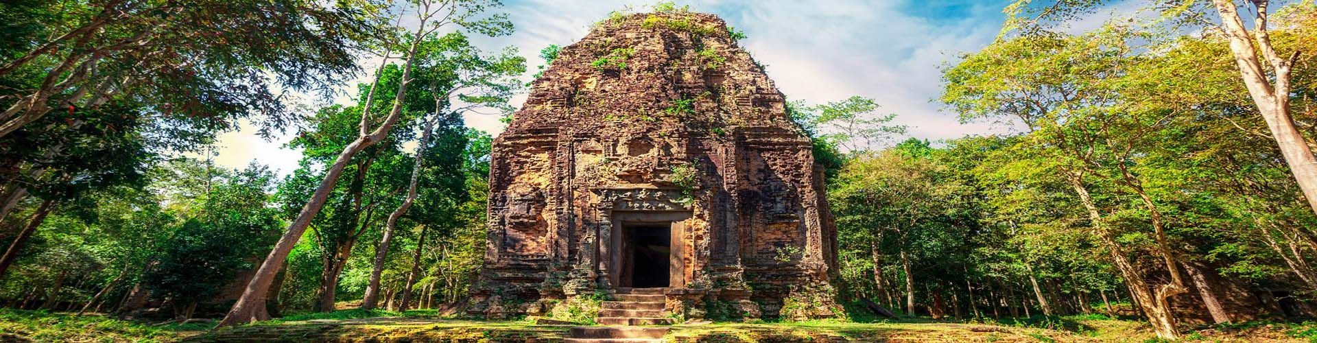 Destinations in Kampong Thom
