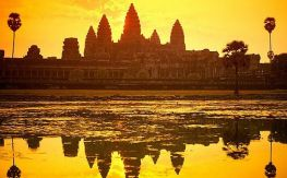 Vietnam, Laos & Cambodia Glimpse Holiday