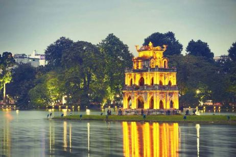 Hanoi weather - best time to vist
