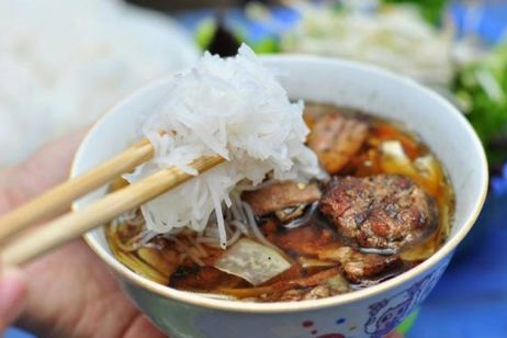 The most wanted Hanoi street foods