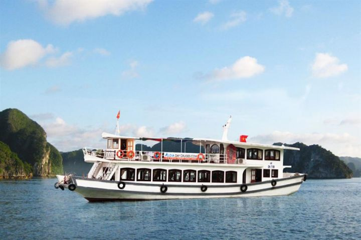 Halong Day Trip - Alova Premium Day Cruise