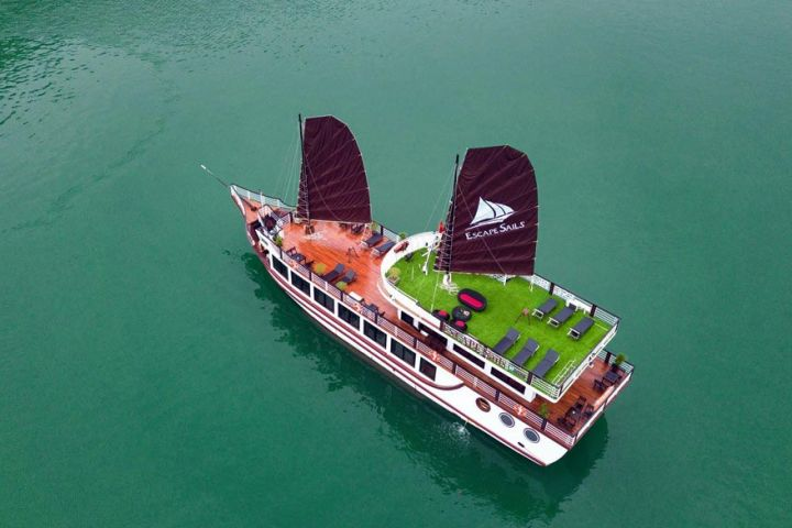 Lan Ha Bay Day Trip - Escape Sails Deluxe