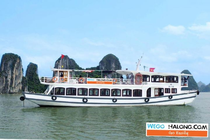Halong Day Trip - Wego Day Cruise