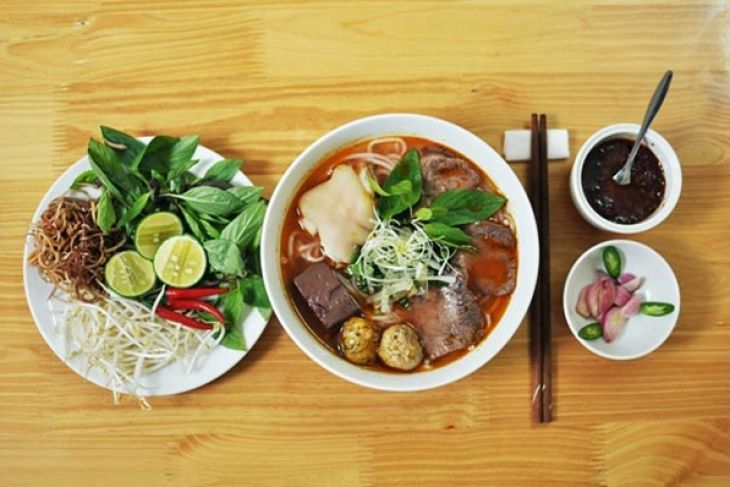 Enjoy The Best Of Vietnamese Local Food