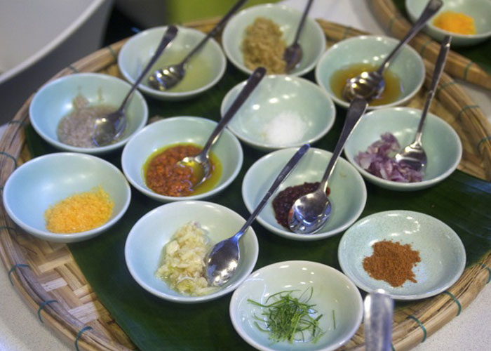 Herbs and aromatics