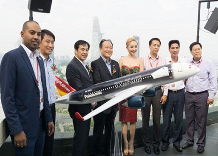 Panasonic-Sky-Series-Featured-On-Vietjet-Aircraft