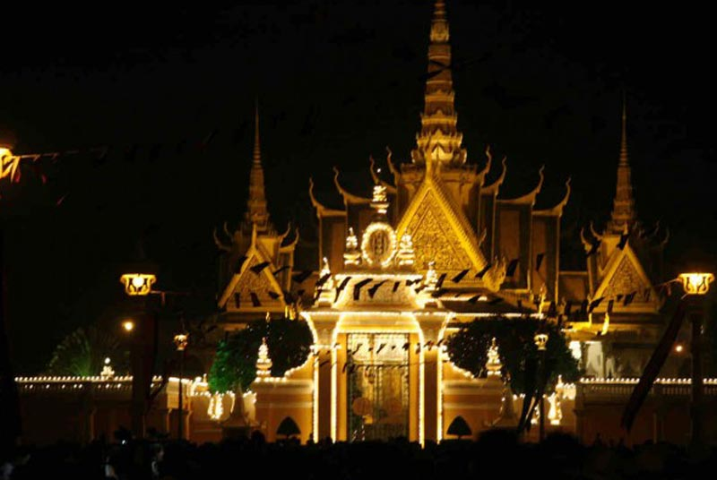 Royal Place - Phnom Penh