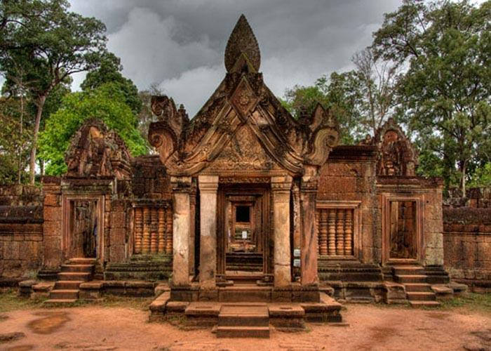 Banteay Srei (Banteay Srey)
