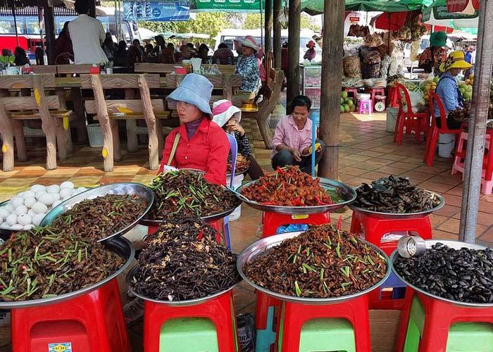 Skun market