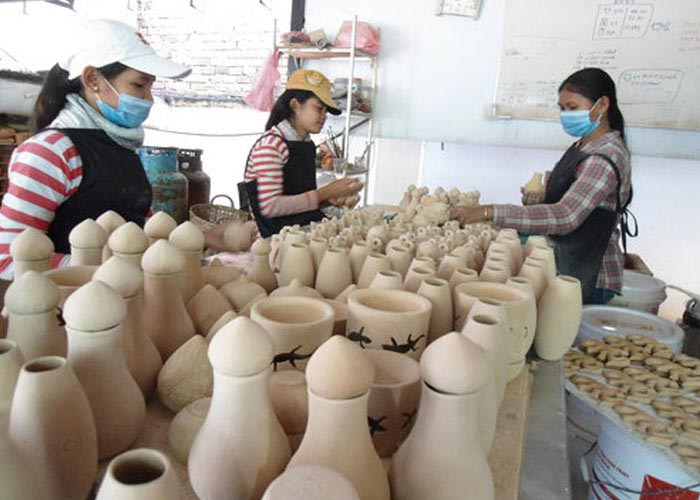 Khmer Ceramic Fine Art Centre