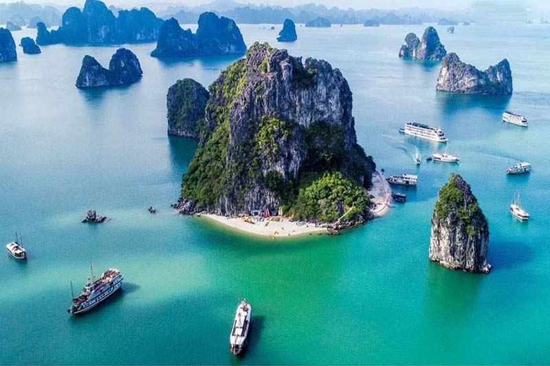 Luxury Vietnam package