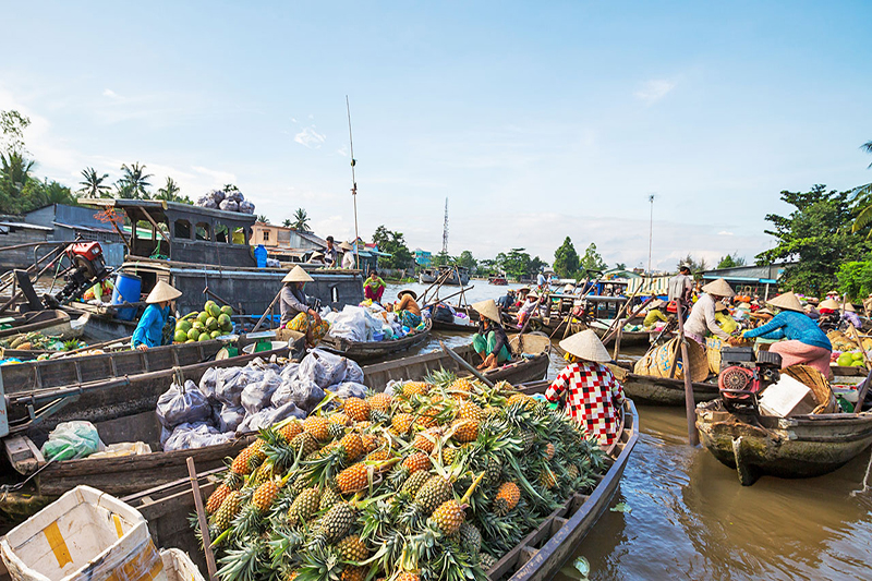 Day trip from Ho Chi Minh City