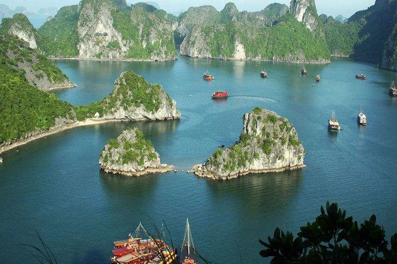 Vietnam Cultural And Beach Break Family Holiday