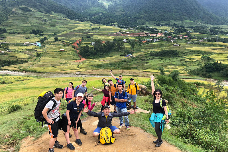 Northern Vietnam trekking tour
