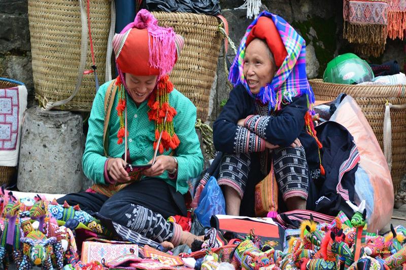 Vietnam Northwest Mountain Region