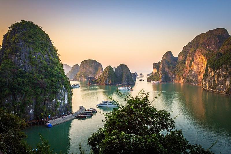 Vietnam luxury package