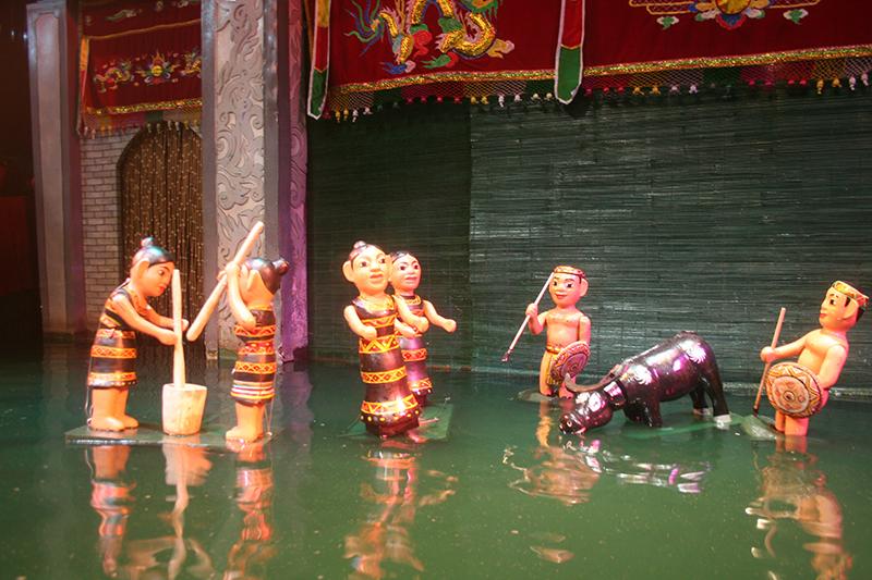 Vietnam heritage tour