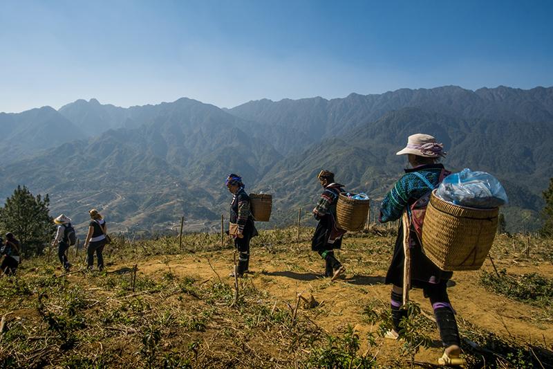 Vietnam trekking tours