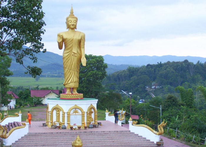 Oudomxay in Laos
