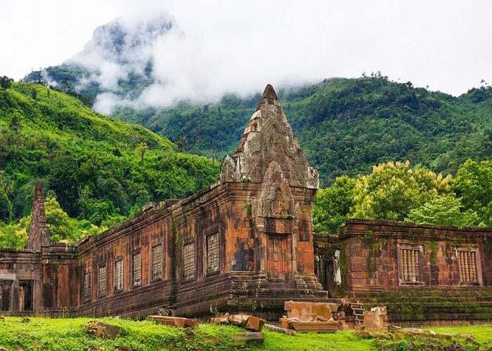 Vat Phou (Wat Phu) in Laos