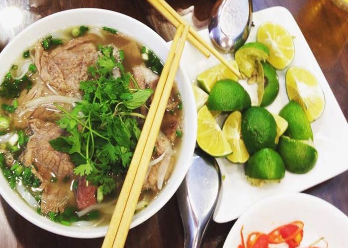 Phở (Noodle) in Hanoi