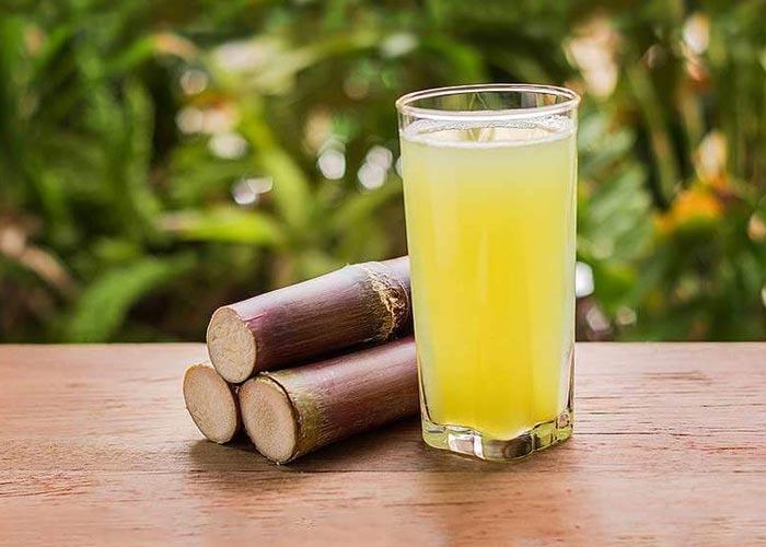 Mước mía (Sugarcane juice)