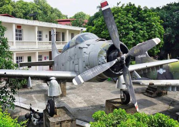 Museum of History of Vietnamese Military