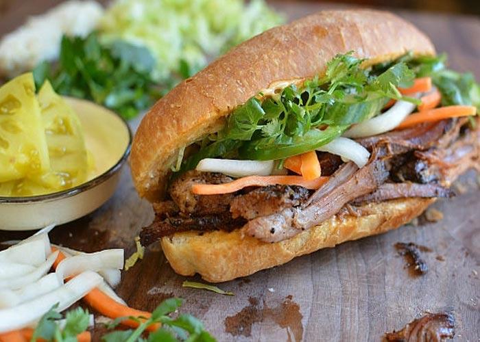 Banh Mi - Vietnam sandwiches