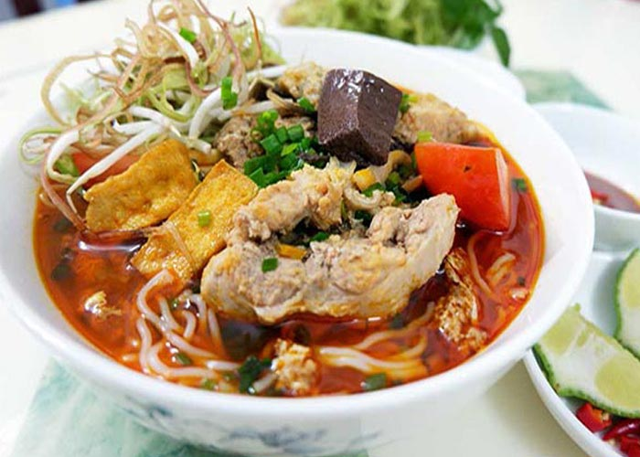 Street Foods in Saigon