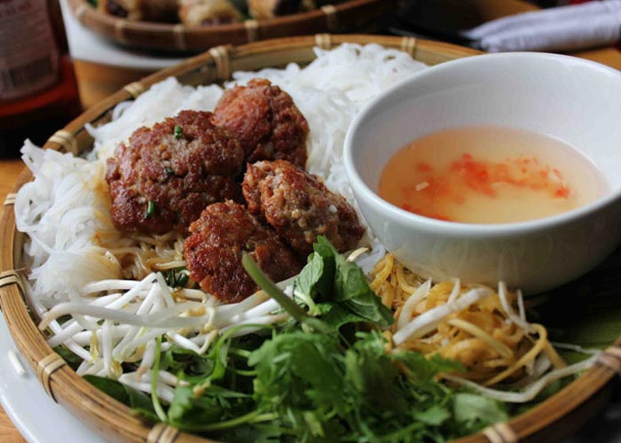 Local Foods in Ho Chi Minh