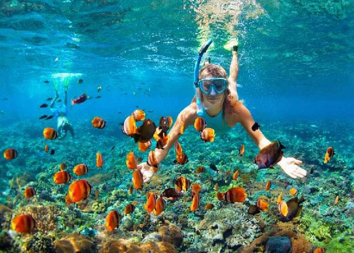 Diving and snorkeling in Nha Trang