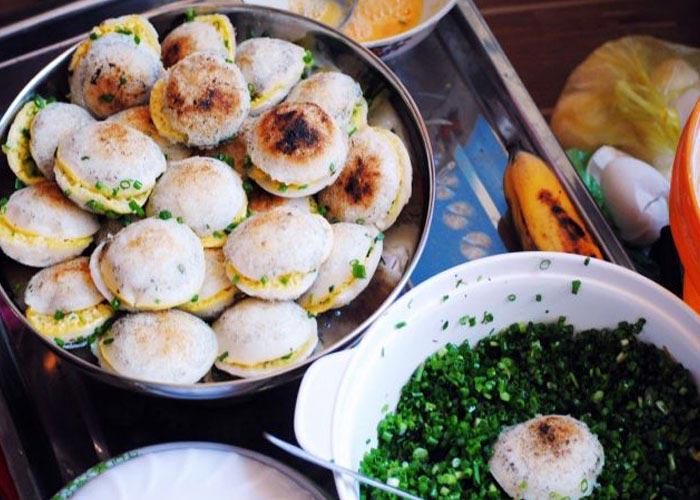 Banh Can in Nha Trang