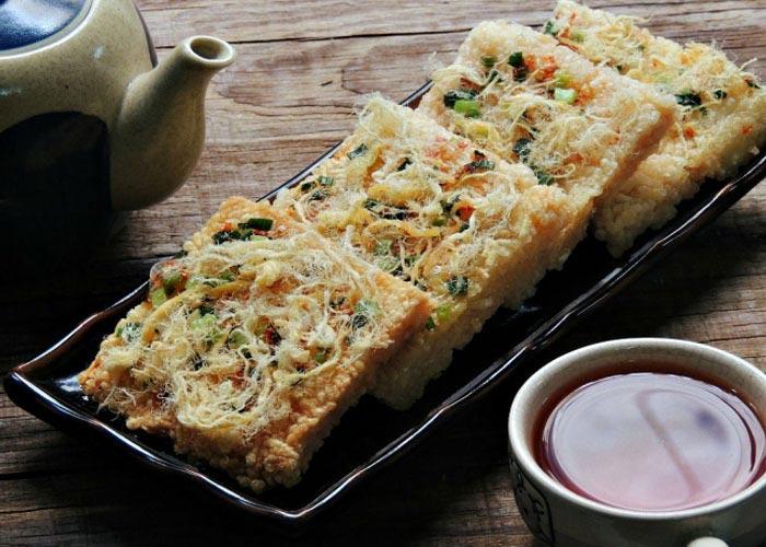 Com Chay (Burned Rice)