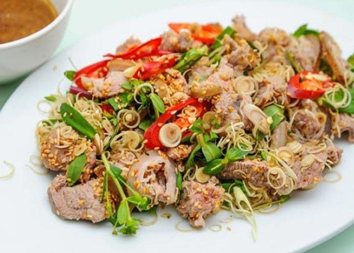 Goat Meat in Ninh Binh