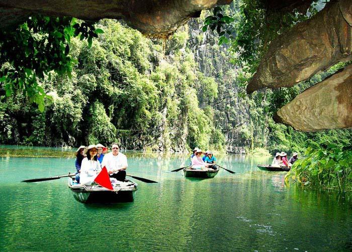 Trang An Eco - tourism Complex