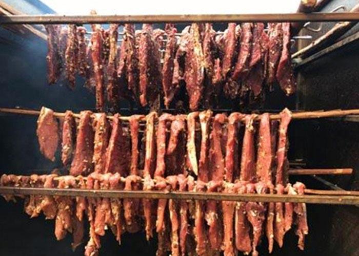 Khang Gai Dried Meat in Sapa