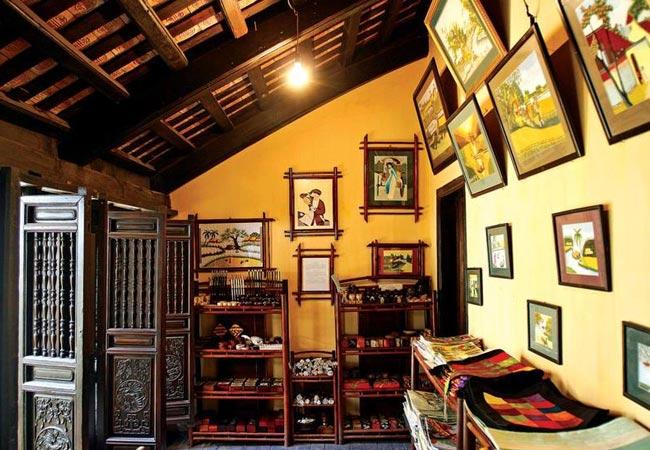 Hanoi Ancient House at 87 Ma May Street