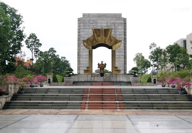 Vietnam War Memorial In Hanoi